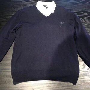 Versace 范思哲男士羊毛针织衫