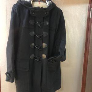 Burberry 博柏利经典羊毛大衣