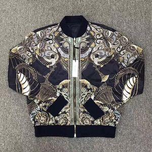 Versace 范思哲男士印花外套