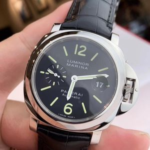 Panerai 沛纳海PAM 00104不锈钢自动机械男士腕表