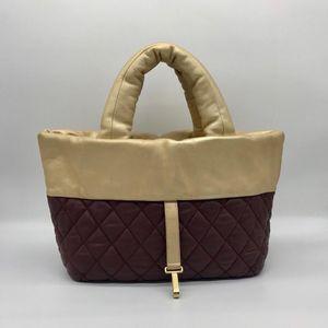 CHANEL 香奈儿羽绒手提包