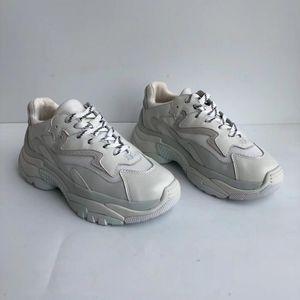 ASH Shoes 艾熙女士厚底复古运动鞋