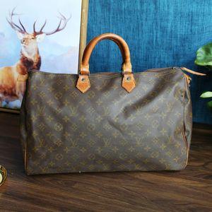 Louis Vuitton 路易·威登ST08141老花speey旅行包波士顿包手提包