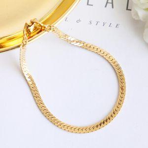 Dior 迪奥XL11305艺术闪金细金丝手链