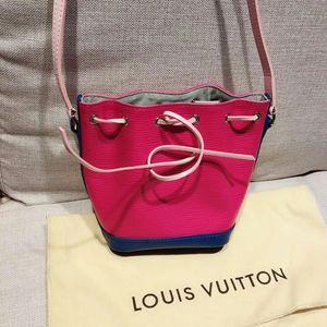 Louis Vuitton 路易·威登nano水桶包