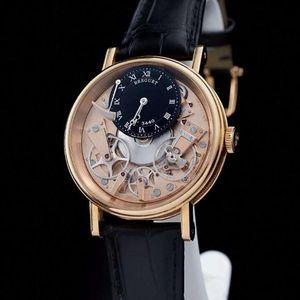 Breguet 宝玑传世系列7057BR/R9/9W6手动机械腕表