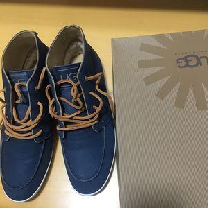 UGG 蓝色经典靴子
