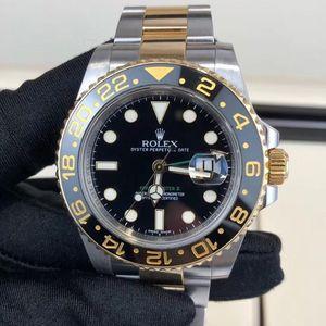 Rolex 劳力士格林尼治II型116713LN机械表