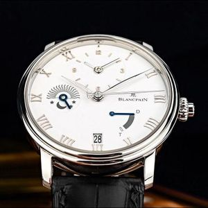 Blancpain 宝珀经典系列男士自动机械腕表