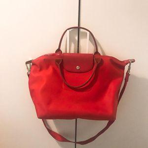Longchamp 珑骧女士手提包