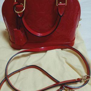 Louis Vuitton 路易·威登alma bb手提包