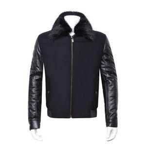 Versace 冬季男士棉夹克
