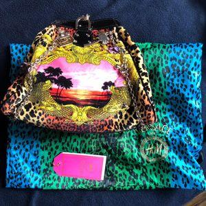 Versace 范思哲& HM合作款手提包