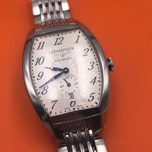 LONGINES 浪琴制表传统系列L2.642.4.73.6男士机械腕表