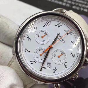 Hermès 爱马仕男士机械表