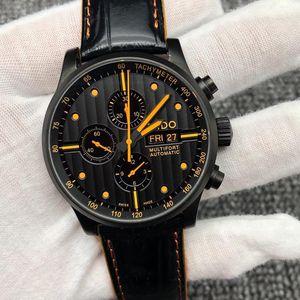 Mido 美度舵手系列M005.614.36.051.22多功能男士手表