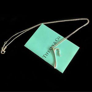 Tiffany & Co. 蒂芙尼字母项链