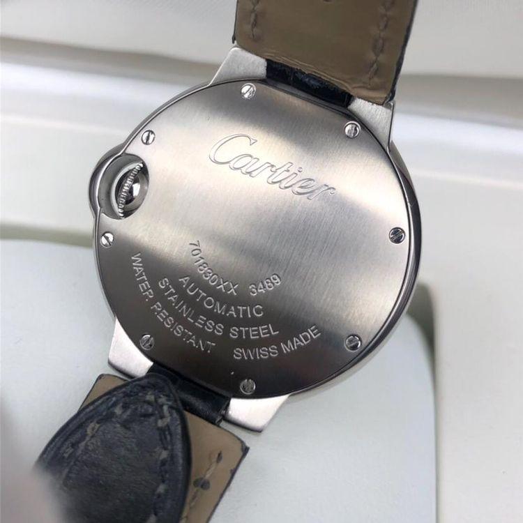 Cartier 卡地亚蓝气球系列W4BB0009自动机械女士腕表