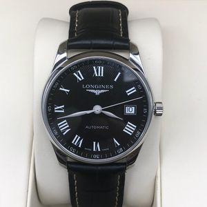 LONGINES 浪琴名匠系列L2.518.4.51.7男士自动机械腕表