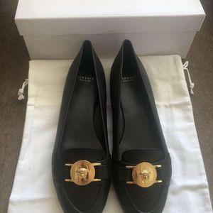 Versace 范思哲女士平底鞋