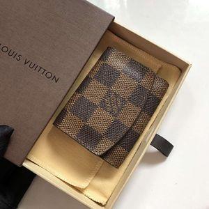 Louis Vuitton 路易·威登棋盘格卡包