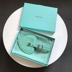 Tiffany & Co. 蒂芙尼爱心行李牌挂件