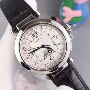 Cartier 卡地亚帕莎系列W3109255自动机械男表