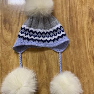 Miu Miu 缪缪毛线帽子