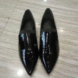 Alexander Wang 亚历山大·王尖头皮鞋