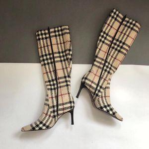 Burberry 博柏利长靴子