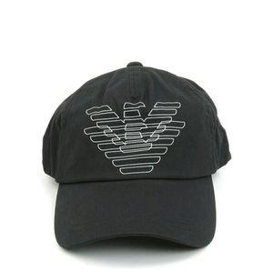 Emporio Armani 安普里奥·阿玛尼鹰标男士遮阳休闲帽棒球帽