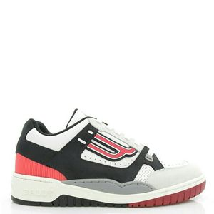 BALLY 巴利男士真皮运动休闲鞋系带低帮鞋