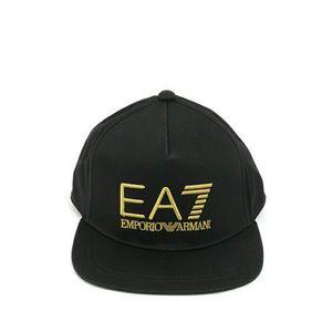 Emporio Armani 安普里奥·阿玛尼刺绣logo男士遮阳帽