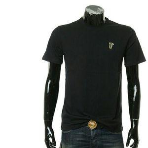 Versace 范思哲金标美杜莎男短袖T恤