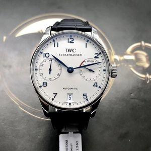 IWC 万国葡萄牙系列IW500107男士自动机械表