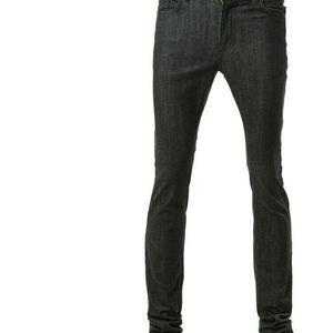Versace Collection范思哲美杜莎男修身牛仔裤