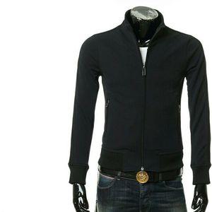 Emporio Armani EA阿玛尼男士长袖立领夹克外套