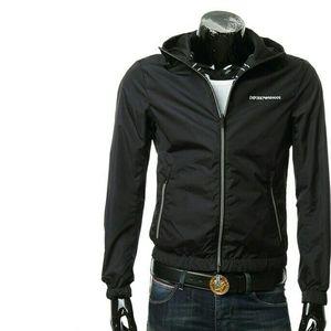 Emporio Armani EA阿玛尼男士2面用夹克外套