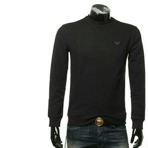 Emporio Armani EA阿玛尼男士长袖套头卫衣