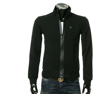 Emporio Armani EA7阿玛尼男士长袖立领夹克外套