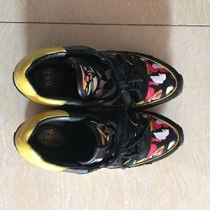 ASH Shoes 艾熙内增高女士运动鞋