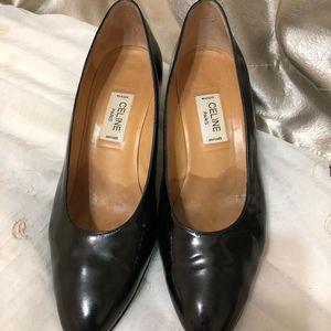 Celine 赛琳高跟鞋