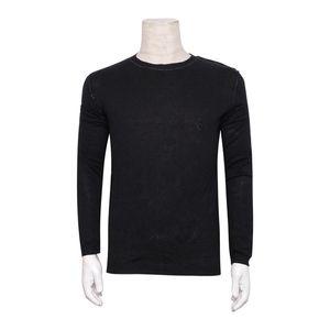 Versace 范思哲真丝加山羊绒长袖衫