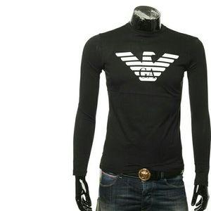 Emporio Armani EA阿玛尼男士长袖T恤
