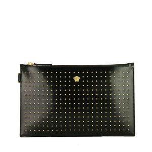 Versace 范思哲海妖美杜莎图纹手拿包