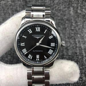 LONGINES 浪琴传统制表系列L2.628.4.51.6男士自动机械腕表