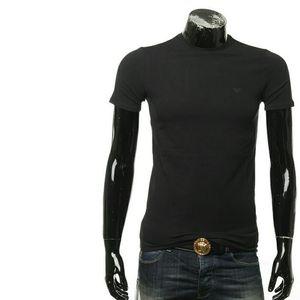 Emporio Armani EA阿玛尼男士修身百搭短袖T恤