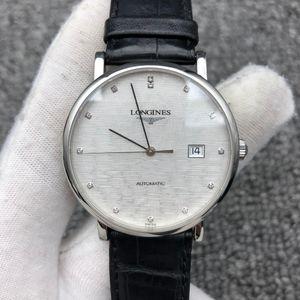LONGINES 浪琴优雅系列L4.910.4.77.2男士自动机械腕表