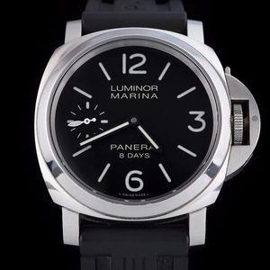 Panerai 沛纳海LUMINOR系列PAM005100男士手动机械腕表
