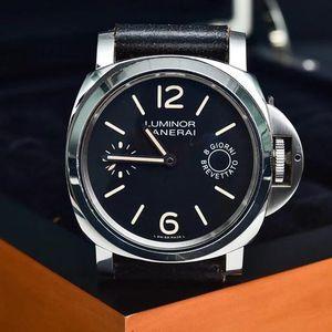 Panerai 沛纳海LUMINOR系列PAM00590男士手动机械腕表